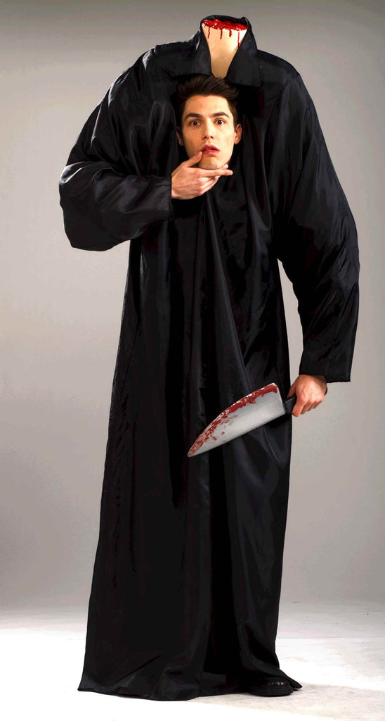Halloween Costumes Beheaded Man Costume Adults - HalloweenCostumes4U.com - Adult Costumes