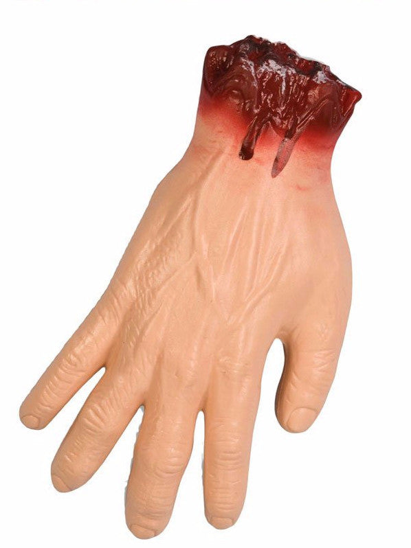 Severed Cut Off Hand Prop