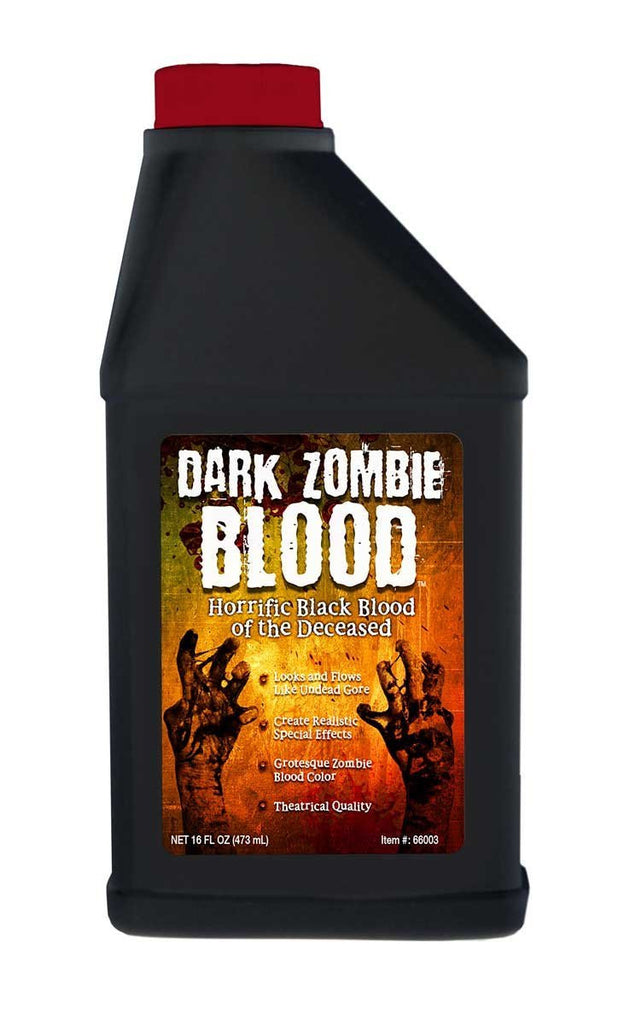 Black Zombie Blood