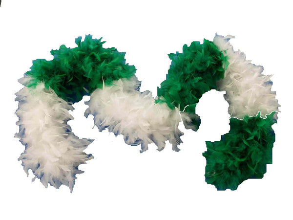 Two Tone Feather Boa - Various Colors - HalloweenCostumes4U.com - Accessories - 11