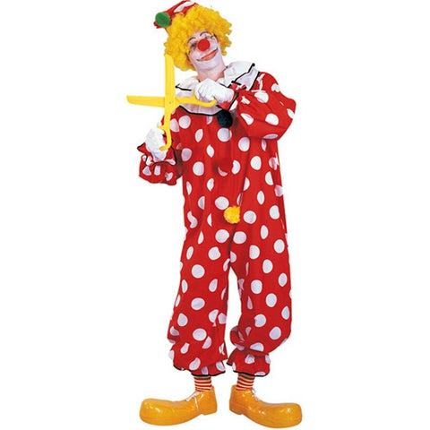 Adults Dots the Clown Costume