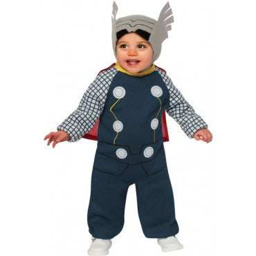 Toddlers Avengers Thor Costume - HalloweenCostumes4U.com - Infant & Toddler Costumes