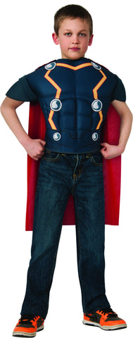 Boys Avengers Thor Muscle Shirt
