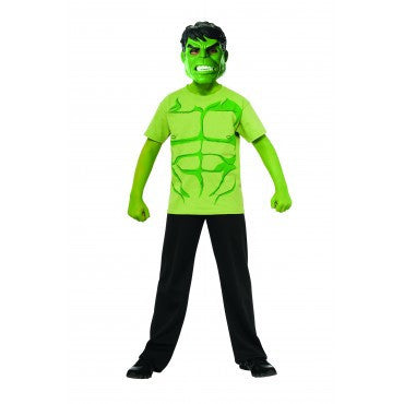 Boys Hulk T-Shirt - HalloweenCostumes4U.com - Kids Costumes