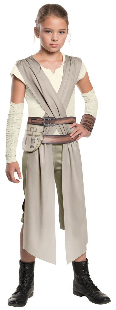 Girls Star Wars Rey Costume - HalloweenCostumes4U.com - Kids Costumes