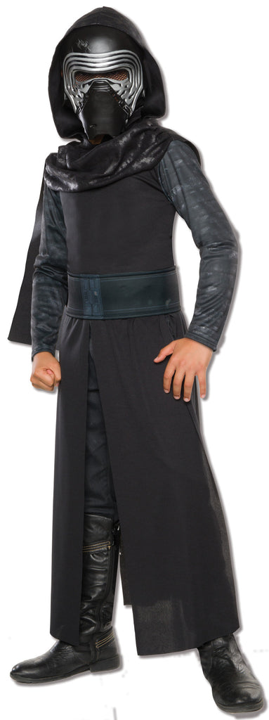 Boys Star Wars Kylo Ren Costume - HalloweenCostumes4U.com - Kids Costumes