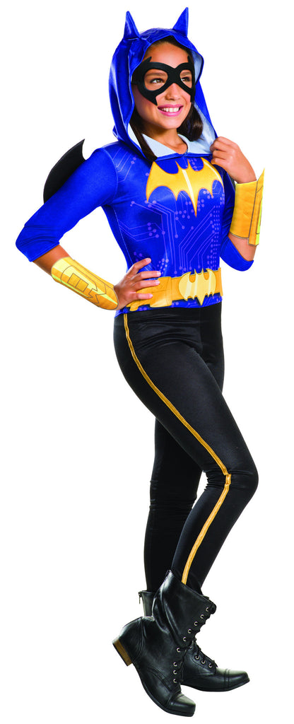 Girls Batman Batgirl Costume - HalloweenCostumes4U.com - Kids Costumes