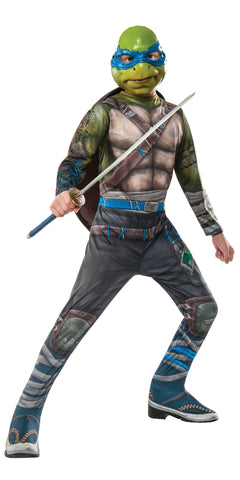 Boys Ninja Turtles Leonardo Costume - HalloweenCostumes4U.com - Kids Costumes