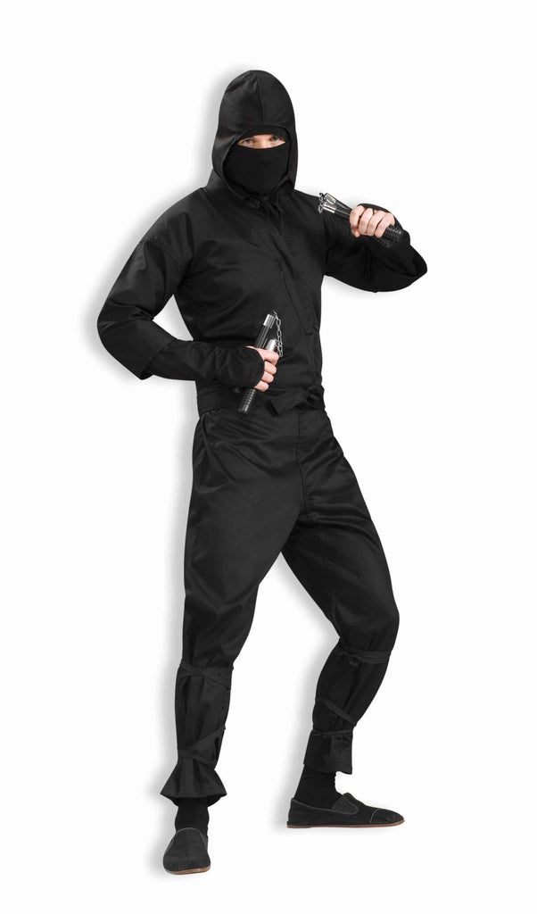 Deluxe Ninja Costumes for Adults - HalloweenCostumes4U.com - Adult Costumes
