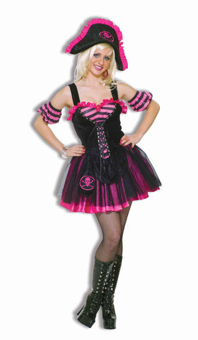 Pirate Costumes Hot Pirate Halloween Costume - HalloweenCostumes4U.com - Adult Costumes