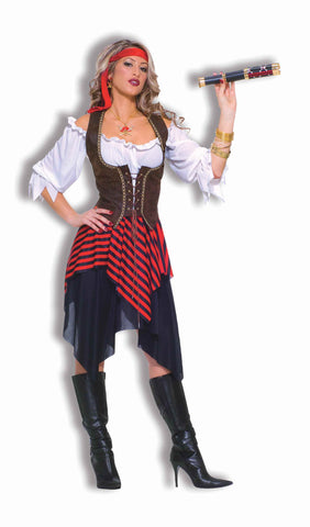 Womens Pirate Costumes Hot Pirate Woman Costume - HalloweenCostumes4U.com - Adult Costumes