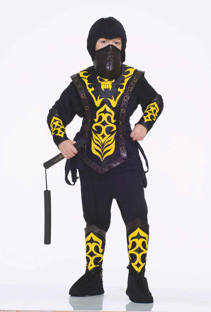 Kids Halloween Costumes Ninja Deluxe Halloween Costume - HalloweenCostumes4U.com - Kids Costumes