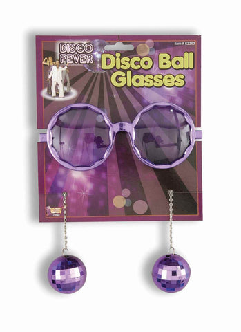 Disco Ball Glasses - HalloweenCostumes4U.com - Accessories