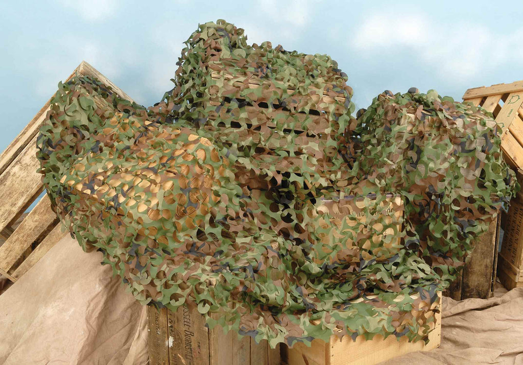 Halloween Props Camouflage Netting - HalloweenCostumes4U.com - Decorations
