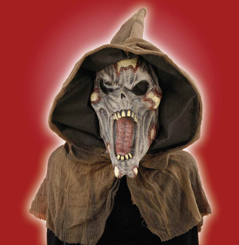 Costume Masks Scary Zombie Mask - HalloweenCostumes4U.com - Accessories