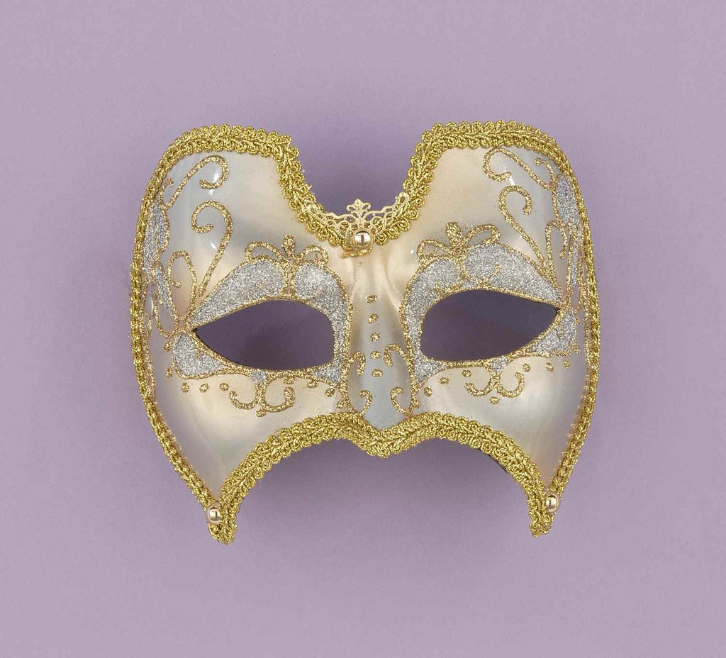His/Hers Masks Gold  Mask for Him