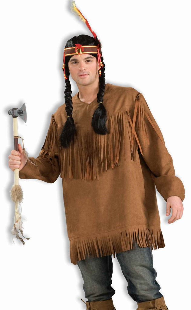 Native American Costume Shirt - HalloweenCostumes4U.com - Adult Costumes