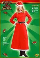 Mrs Santa Costumes Value Priced Costume - HalloweenCostumes4U.com - Holidays