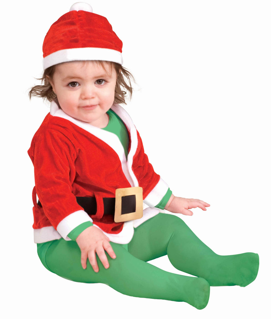 Infant Santa Claus Costume - HalloweenCostumes4U.com - Holidays