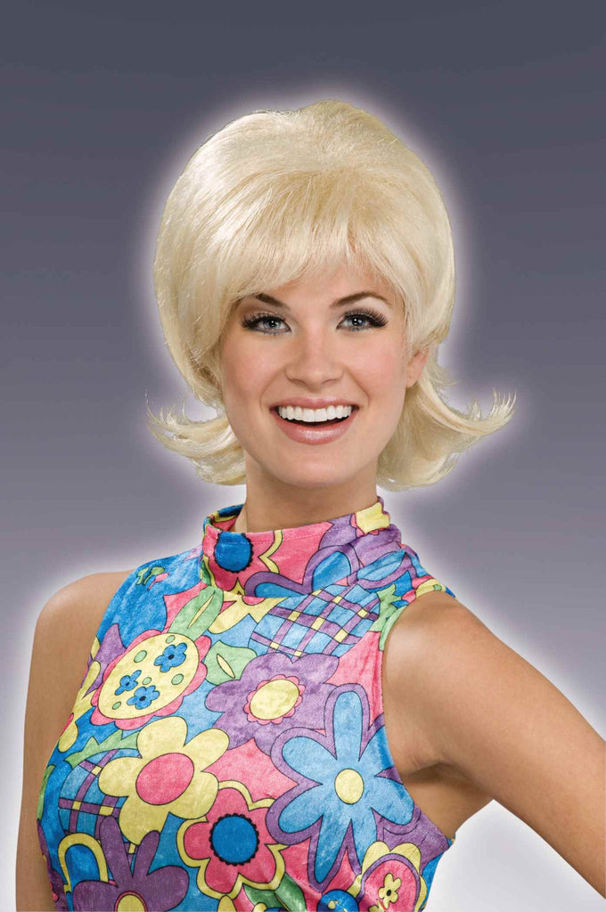 Seventies TV Mom Costume Wig