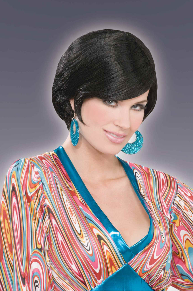 European Lady Short Wig