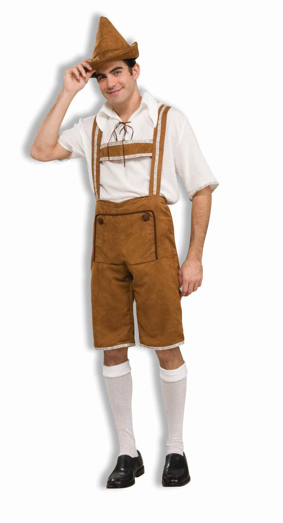 Hansel Halloween Costumes for Adults - HalloweenCostumes4U.com - Adult Costumes