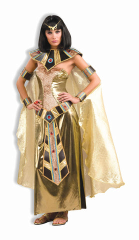 Egyptian Halloween Costumes Stunning Goddess - HalloweenCostumes4U.com - Adult Costumes