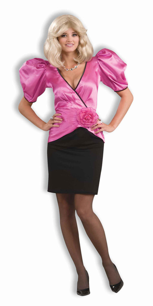 Eighties TV Soap Star Women's Costume