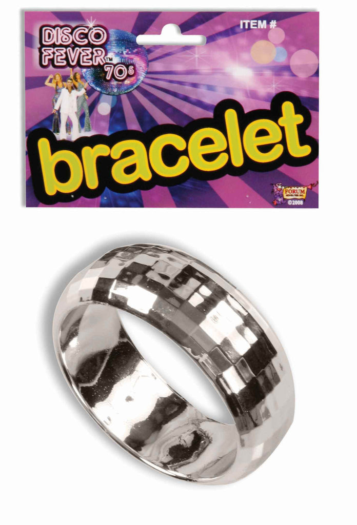 Disco Fever Metallic Bracelet - HalloweenCostumes4U.com - Accessories