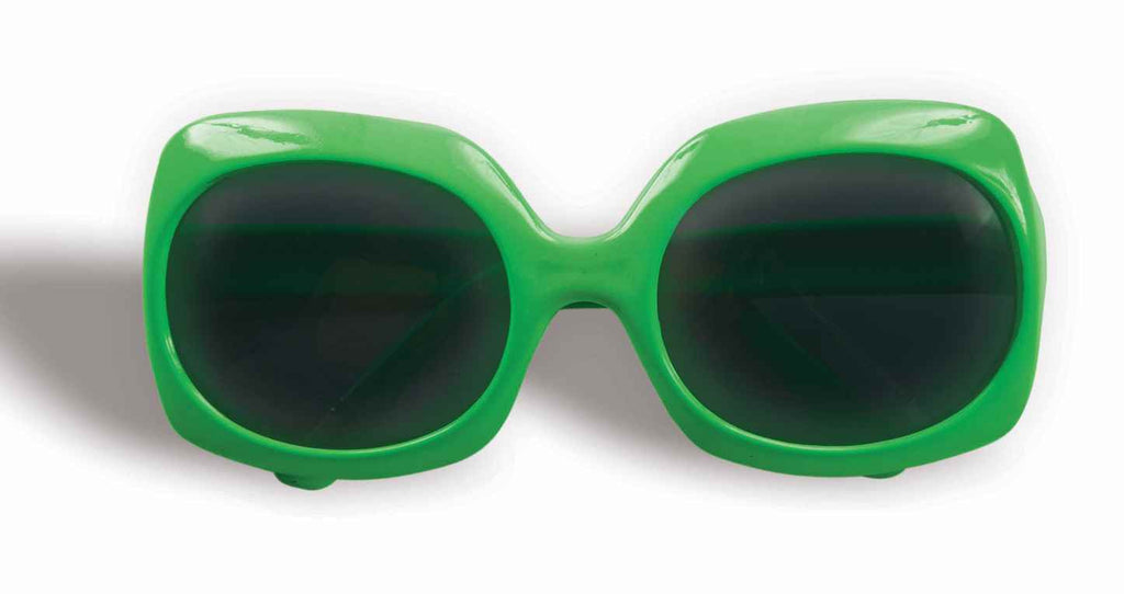 Halloween Sunglasses Jumbo Green - HalloweenCostumes4U.com - Accessories