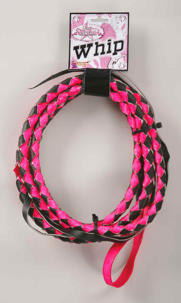 Cowgirl's Costume Whip Accessory