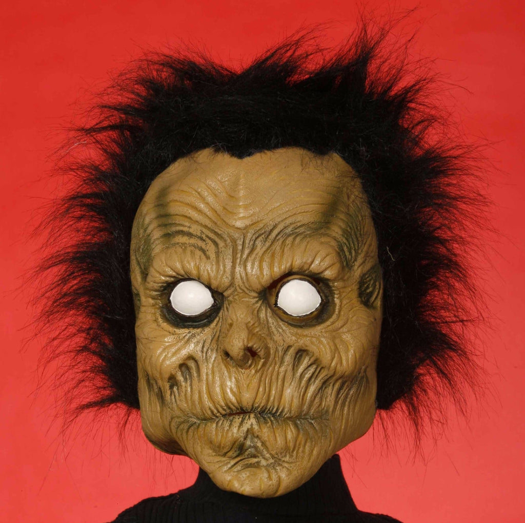 Blind Zombie Costume Mask - HalloweenCostumes4U.com - Accessories