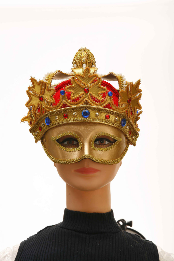 Queen Eyemask/Headpiece Combo