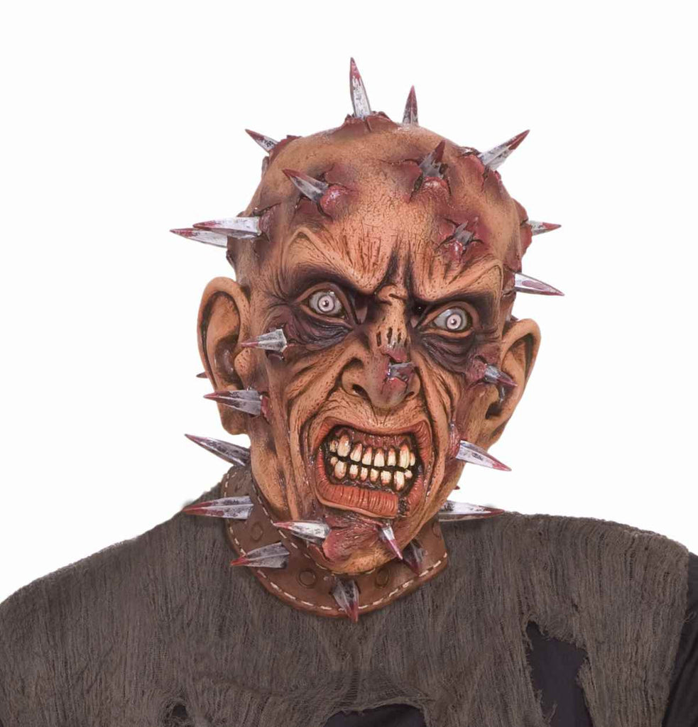Horror Masks Nail Head Costume Mask - HalloweenCostumes4U.com - Accessories