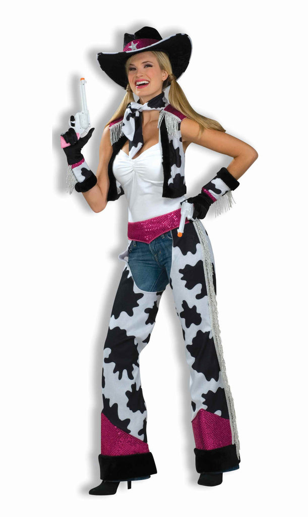 Fashion Cowgirl Costume for Women