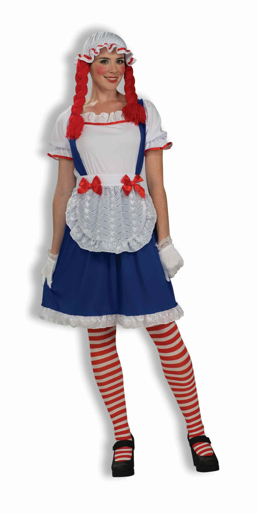 Deluxe Rag Doll Costume for Women - HalloweenCostumes4U.com - Adult Costumes