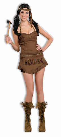 Sexy Native American Halloween Costumes - HalloweenCostumes4U.com - Adult Costumes
