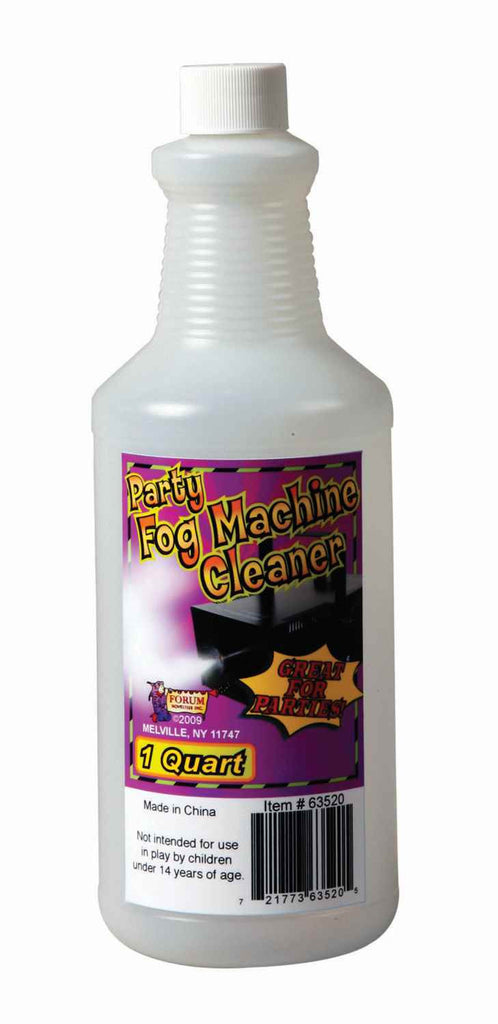 Fog Machine Cleaner 1 Quart - HalloweenCostumes4U.com - Decorations