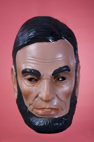 Kids Abraham Lincoln Mask - HalloweenCostumes4U.com - Accessories