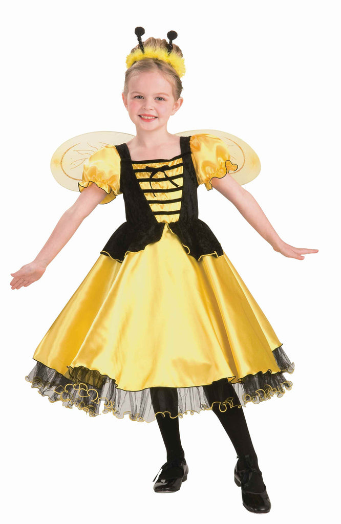 Girl's Halloween Costumes Royal Bee Girl Costume