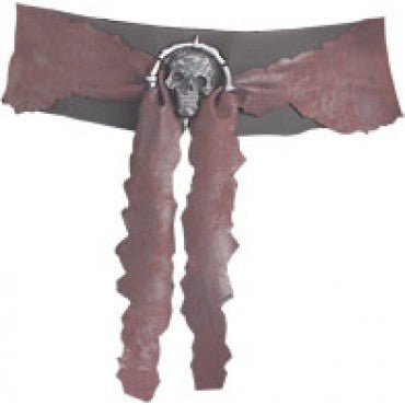 Distressed Pirate Belt - HalloweenCostumes4U.com - Accessories