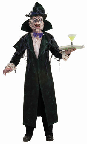 Formal Zombie Adult Costume for Halloween - HalloweenCostumes4U.com - Adult Costumes