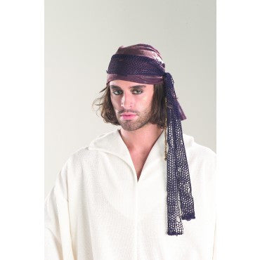 Distressed Pirate Bandanna - HalloweenCostumes4U.com - Accessories