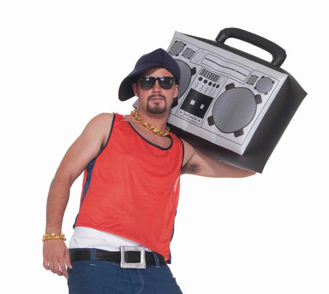 Haloween Inflatable Boom Box - HalloweenCostumes4U.com - Accessories