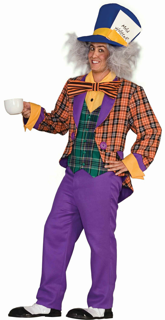 Mad Hatter Halloween Costume for Adults - HalloweenCostumes4U.com - Accessories