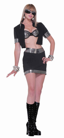 Womens Disco Jacket - HalloweenCostumes4U.com - Adult Costumes