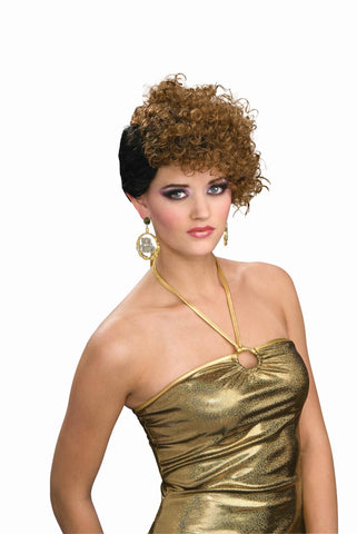 Halloween Hip Hop Home Girl Wig - HalloweenCostumes4U.com - Accessories
