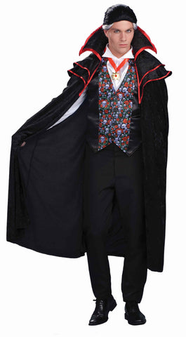 Vampire Baron Costumes for Adults - HalloweenCostumes4U.com - Adult Costumes