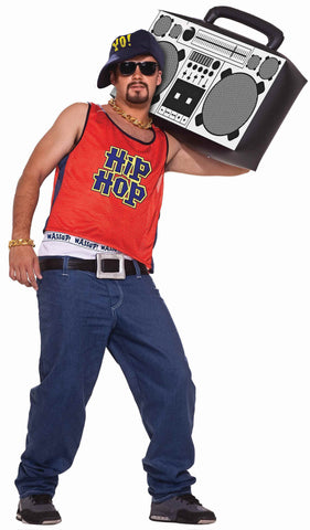 Halloween Costumes Hip Hop Star Costume - HalloweenCostumes4U.com - Adult Costumes