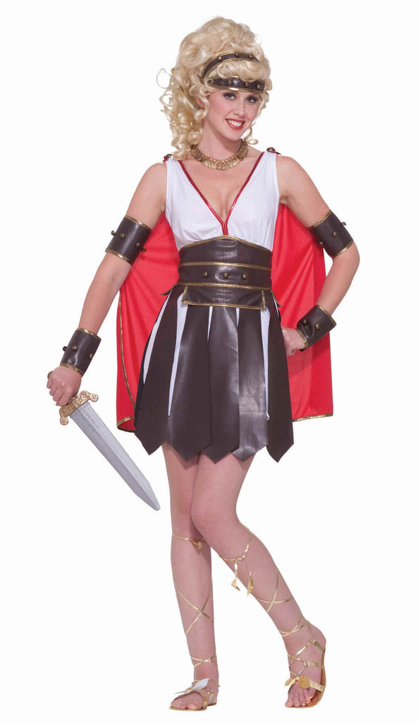 Women's Gladiator Halloween Costumes